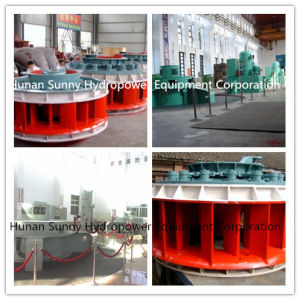 High Discharge Kaplan/Propeller Hydro (Water) -Turbine Generator/ Hydropwer / Hydtoturbine pictures & photos