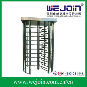 Intelligent Full-Height Turnstile for Pedestrian Control with 304 Stainless Steel Housing pictures & photos