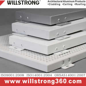 Aluminum Panel PVDF Coating for Wall Cladding pictures & photos
