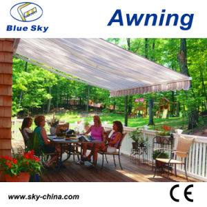 High Waterproof Balcony Folding Arm Awning (B2100) pictures & photos