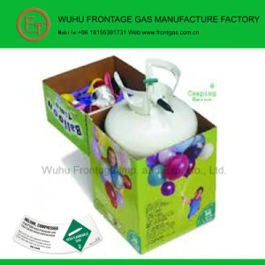 Europe Disposable Helium Tank for Happy Time pictures & photos