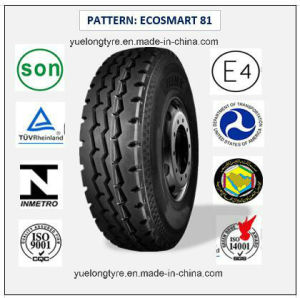 All Steel Radial Truck & Bus Tires 315/80r22.5 (ECOSMART 62) pictures & photos