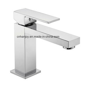 Deck Mounted Single Handle Basin Tap (H18-101) pictures & photos