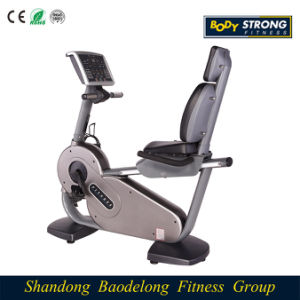 Fitness Equipment Commercial Recumbent Bike/Magnetic Bike FT-6806r pictures & photos