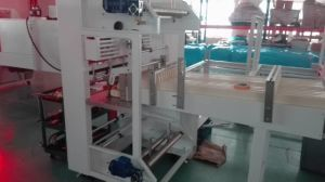 Manual or Automatic Masking Accordion Shrink Packing Machine pictures & photos