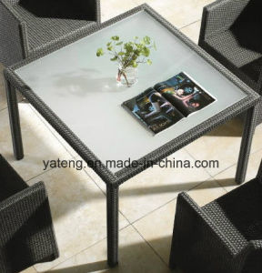 Cheap Price Top Design Outdoor Garden Furniture Dining Set Patio Furniture (YT020-1) pictures & photos