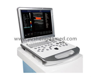 Full Digital 3D 4D Color Doppler System Portable Ultrasound Scanner pictures & photos