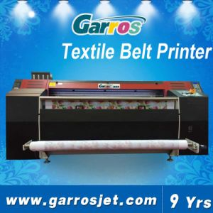 Garros High Resolution 1440dpi Digital Textile Belt Type Plotter Printer Machine pictures & photos