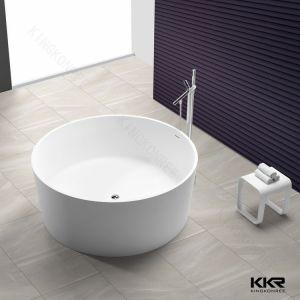 Kingkonree Egg Modern Bathtub Round Free Standing Tub, Free Standing Baths pictures & photos