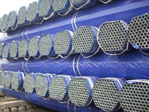 Steel Pipe of Round Section pictures & photos