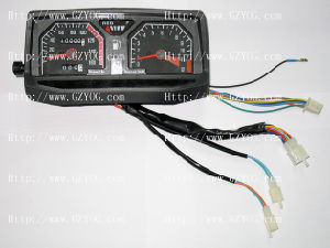 Motorcycle Parts Motorcycle Speedometer Assy Cgl125 Wy125 pictures & photos