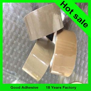 Transparent OPP Packaging Tape / Clear BOPP Packing Tape pictures & photos