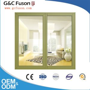 Latest Design Cheap Metal Double Glazing Aluminum Sliding Window pictures & photos