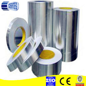 8011 Temper O Aluminum Foil For Adhesive Tape pictures & photos