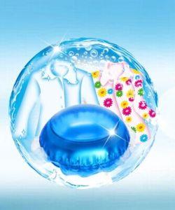 OEM&ODM Laundry Liquid Detergent Artifcat Bead, Low Quality-Disposable Liquid Detergent, Liquid Detergent Capsules pictures & photos