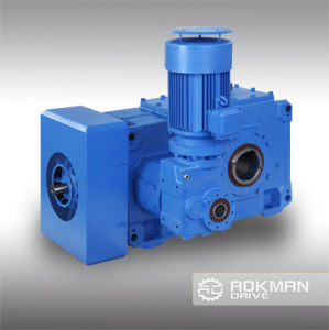 The Best Quality Bk Series Bucket Elevator Gearboxes/Gearmotor pictures & photos