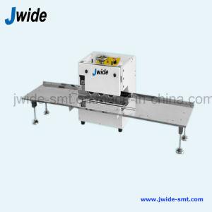 Thick Aluminum PCB V Cut Depanelizer for SMT Assembly Line pictures & photos