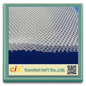 Breathable 100%Polyester Mesh Fabric for Crib pictures & photos