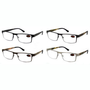 High Quality Cheap Promotion Reading Glasses with Spring Hinge pictures & photos