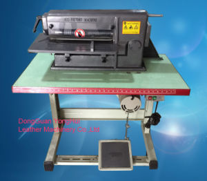 Zhen Hu Brand Leather Slitting Machine (14 inch) pictures & photos