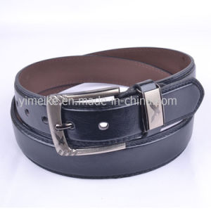 2016 New Arrival Fashion Buckle Designer PU Leather Men Belt China Factory pictures & photos