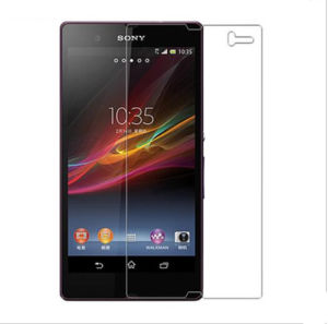 Tempered Glass Screen Protector 0.33mm 9h for Sony Z/L36h pictures & photos