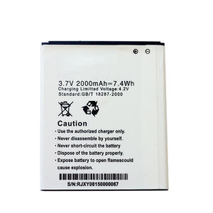 3.7V 2000mAh Rechargeable Li-ion Battery for Blu 200L pictures & photos