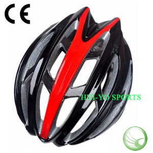 Carbon Fibre Bicycle Helmet, Carbon Cycling Helmet, Light-Weight Bike Helmet