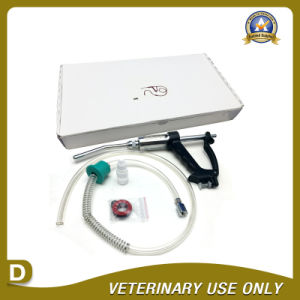 Continuous Drencher Y-Type Syringe for Veterinary(TS2015-119 ) pictures & photos