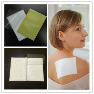 China Supply OEM Servcie Transdermal Pain Relief Patch, Joint Pain Relieving Plaster, Pain Relief Patch pictures & photos