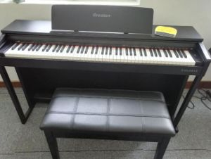 Hammer Action Electric Piano Keyboard Digital Upright Piano for Sale pictures & photos