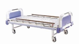 Full-Fowler Manual Patient Bed with Two Cranks (XH-D-2) pictures & photos