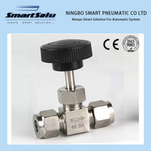 Stainless Steel Sleeve Ball Valve/Needle Valve pictures & photos