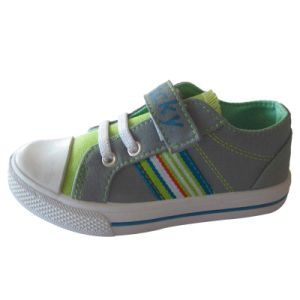 New Spring Fashion Designer Casual Baby Sneaker Kids Canvas Shoes pictures & photos