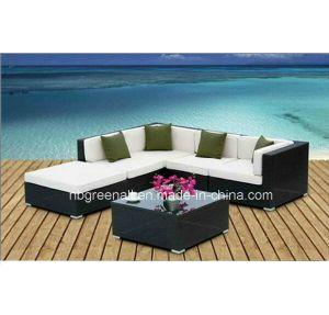 Patio Sofa Set Rattan/Wicker Garden Furniture Set pictures & photos