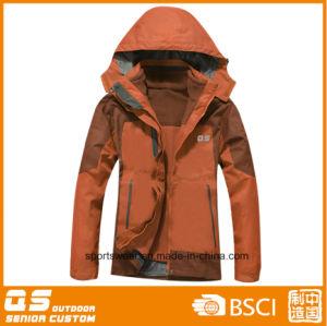 Women′s 3 in 1 Outdoor Waterproof Warm Jacket-Alex pictures & photos