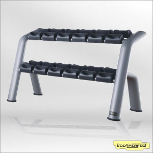 Ten Pairs Dumbbell Rack/Commercial Gym Equipments/Dumbell Store pictures & photos