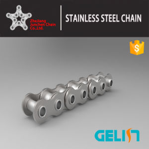 Short Pitch Stainless Steel Roller Chain Ss Hollow Pin Chain 40HP 50HP 60HP 80HP pictures & photos