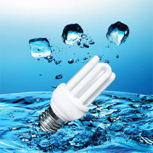 4u T3 9W Energy Saving Lamp with CE (BNFT3-4U-A) pictures & photos