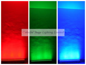 High Quality 24X3w 3in1 Waterproof LED Wall Washer