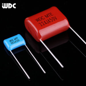 Metallized Polyester Film Capacitor Mkt for P. F. C