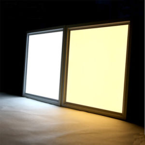 36W 600X600mm 3000-6500k Color Temperature Aluminum Alloy+PMMA Cover LGP LED Panel Light pictures & photos