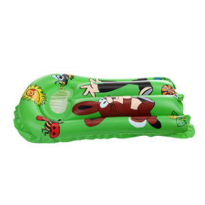 PVC Inflatable Water Beach Air Mattress pictures & photos