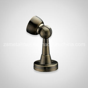 Stainless Steel or Zinc Alloy Antique Brass Door Stop (MD006) pictures & photos