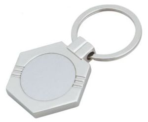 New Design 3D Promotional Metal Personal Keyring (GZHY-KA-002) pictures & photos