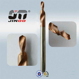 Jinoo High Quality Tungsten Carbide Hard Metal Drill Bits pictures & photos