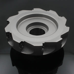 Emp02 Series Square-Shoulder Milling Cutter with Nickel Coating pictures & photos