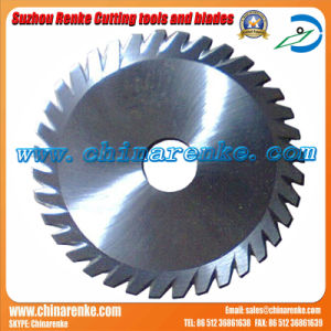 Round Disk Hard Alloy Film Paper Cutting Blade pictures & photos