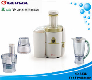 450W Powerful Fruit and Vegetable Centrifugal Extractor (KD-383) pictures & photos