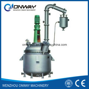 Fj High Efficent Factory Price Pharmaceutical Hydrothermal Synthesis Agitated Tank Reactor pictures & photos